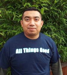 "Manuel ""Ricki"" Zapata-Chan, Crew Foreman & Lead HVAC Installer at All Things Good"