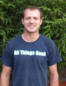 Ryan Beesely, Installer at All Things Good