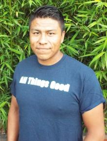 "Christobal ""Tobo"" Ramirez, Installer at All Things Good"