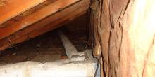 All Things Good, Asbestos removal in attic, CA
