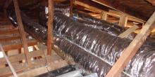 All Things Good, Ductwork in attic, CA